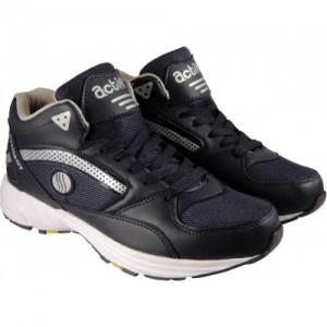 Action Synergy SRH0070 Navy Blue Running Shoes For Men