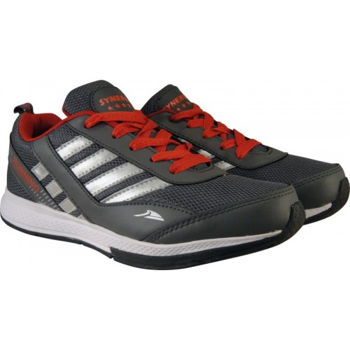 Action Synergy SRF0095 DarkGrey/Red Running Shoes