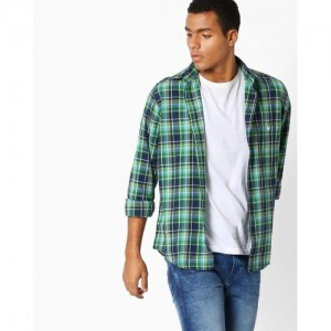 Pepe Jeans Checked Slim Fit Shirt
