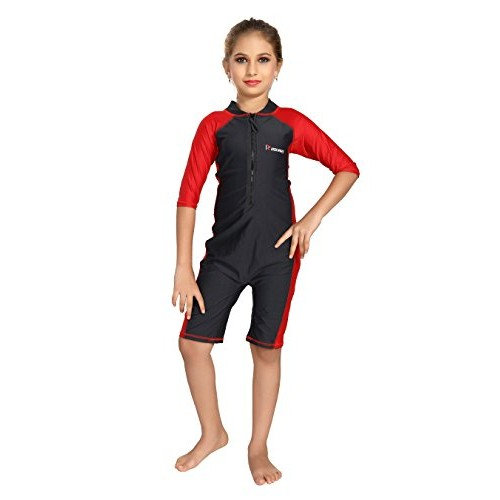 Rovars Spandex Girls Swimwear