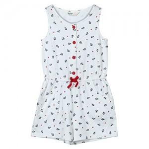 Beebay Girls Printed Jumpsuit
