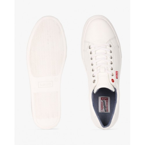 OnlineLooksgud in White Lace Levis Low Prelude Sneakers Top Up Buy nwOXNPZ80k