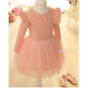 Mumma Mia Little Cherub Tutu Dress