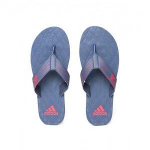 Adidas Navy Blue Flip Flops