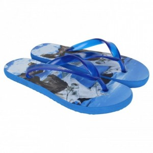 Earton Men/Boys Blue Slippers  Flip Flops