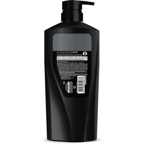 Sunsilk Stunning Black Shine Shampoo  (650 ml)