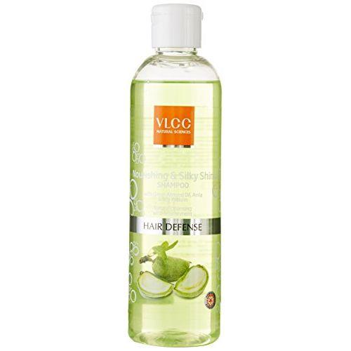 VLCC Nourishing and Silky Shine Shampoo, 350ml (Buy 1 Get 1 Free)