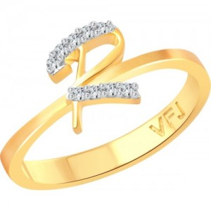 Buy Senco Gold Aura Collection 22k Yellow Gold Ring Online Looksgud In