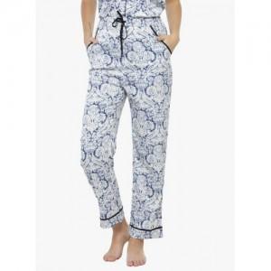 Oxolloxo Blue Printed Pyjama