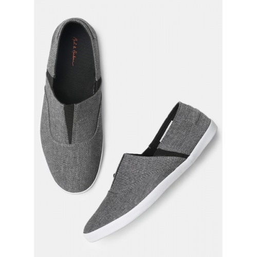 ... Mast & Harbour Grey Casual Shoes ...