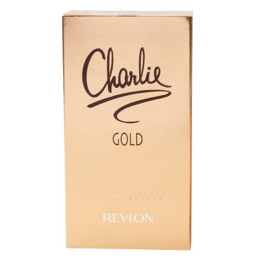 Revlon Charlie Gold Edt Perfume 100 Ml