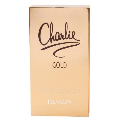 Revlon Charlie Gold Edt Perfume 100 Ml