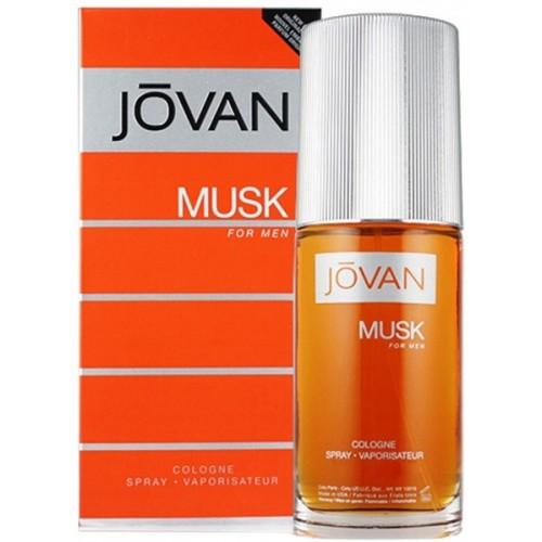 Jovan Orange Musk Eau de Cologne  -  88 ml