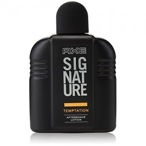 AXE Signature Temptation Aftershave Lotion 100 ml