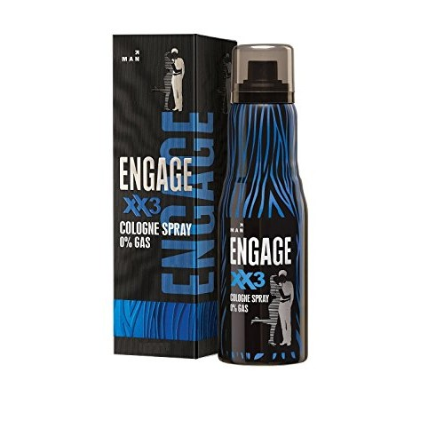 Engage Cologne Spray XX3 for Men, 135ml