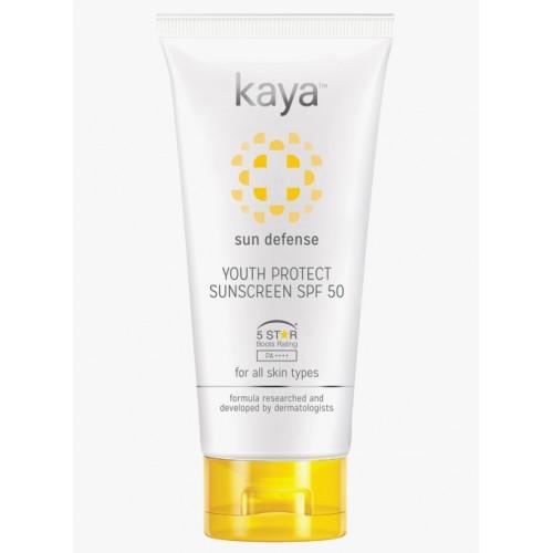 Kaya Youth Protect Sunscreen + Spf 50