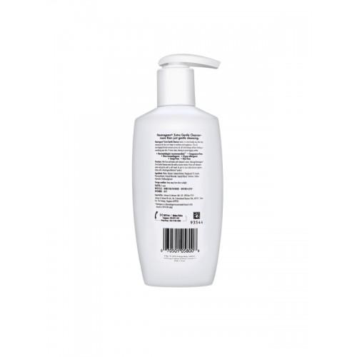 Neutrogena Unisex Extra Gentle Cleanser 200 ml