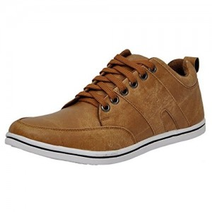 SGTS Tan Men's Casual Shoes
