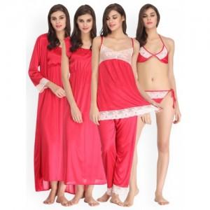 4b256c33e4 Buy latest Women's Nightwear from Clovia online in India - Top ...