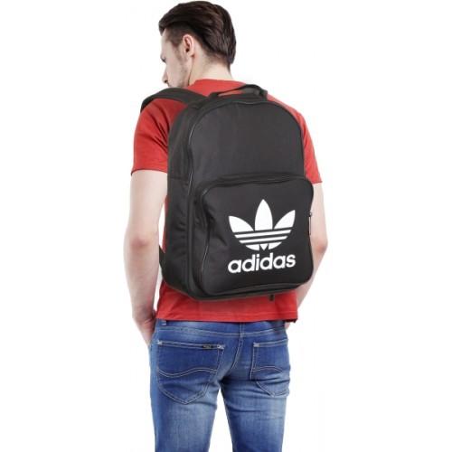 1d99aa6457c6a Buy Adidas Originals BP CLAS TREFOIL 25 L Backpack online | Looksgud.in