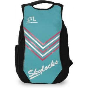 Skylocks Blue Polyester 1053 12 L Backpack