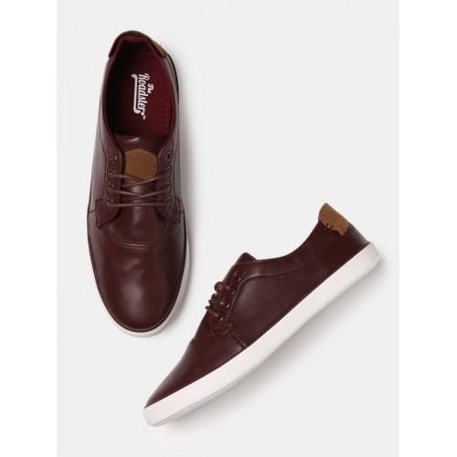 Roadster Men Brown Sneakers; Roadster Men Brown Sneakers ...