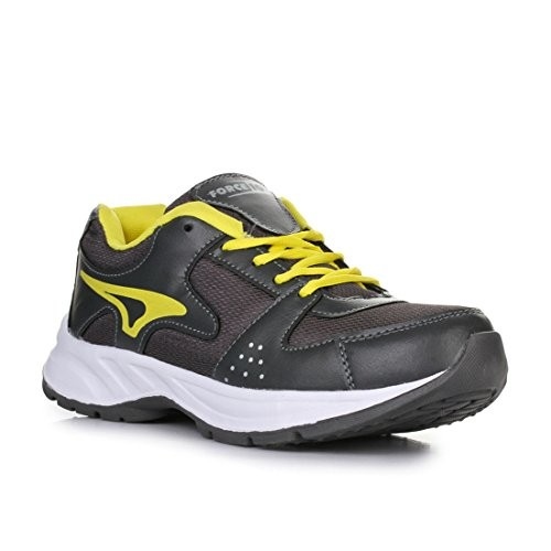 7d74bbb27 Buy FORCE 10 By Liberty Black Mens Non-Leather Sports shoes online ...