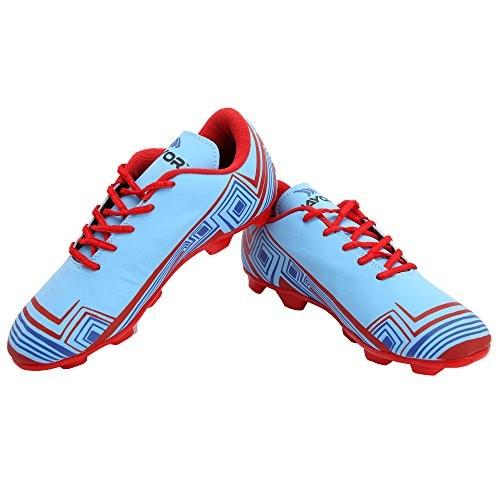 d78af2c25 Buy Mayor Men s Casilla Sky Blue and Red Football Boots online ...