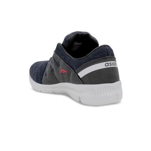 ASIAN Men Grey Running Shoes