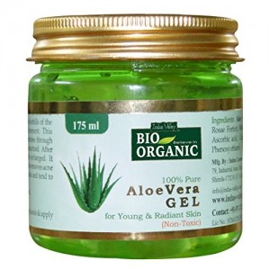 Indus Valley Bio Organic Aloe Vera Gel-175ml