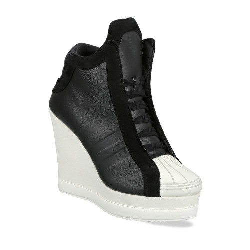 Originals Superstar Adidas Black High Wedge Buy Online Heels 5RLj3A4