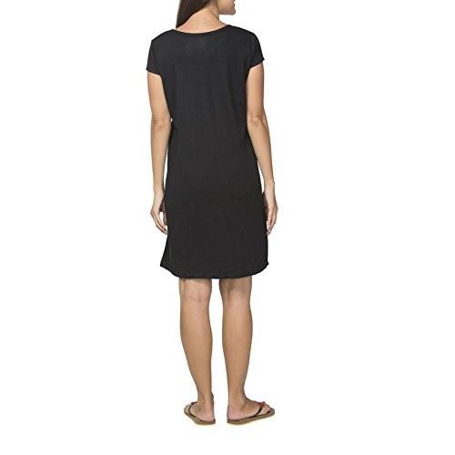 Buy Clifton Women s Black Printed Long Top Night Wear online ... 31f0d8d9d7
