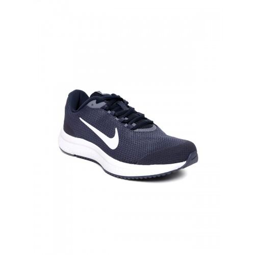bbe5c8f81a4 Buy Nike Runallday Navy Blue Running Shoes online
