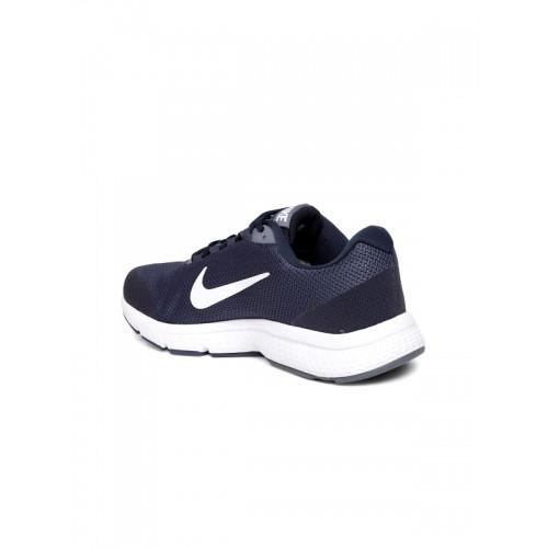 Buy Nike Runallday Navy Blue Running Shoes online