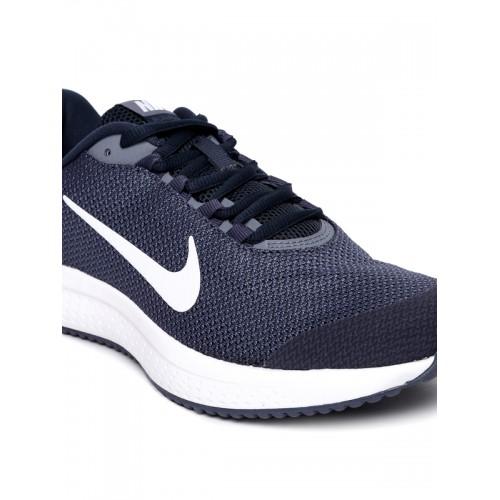 Nike Runallday Navy Blue Running Shoes
