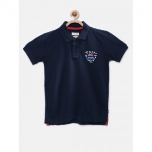 eaed32154 Buy latest Boys s T-Shirts from U.S. Polo Assn. online in India ...