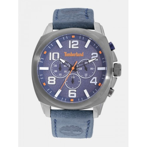 Timberland Men Blue Analogue Watch 14841JSU.03