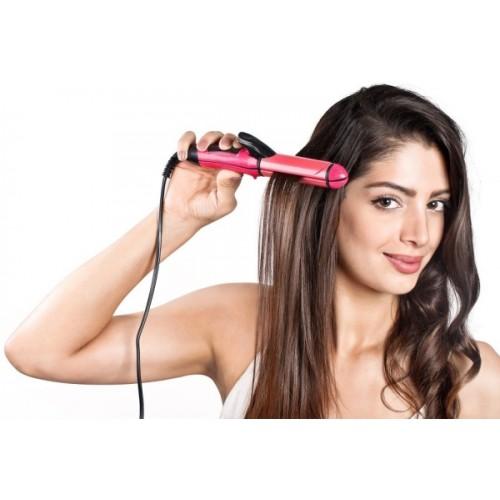 Nova 2 In 1 Advanced Beauty Styler NHS 800/00 Hair Straightener