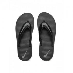 Nike CHROMA THONG 5 Black Slippers