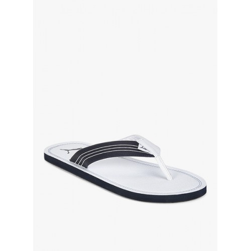 Buy Puma Blink Duo Idp White Slippers online  b5ab822ab