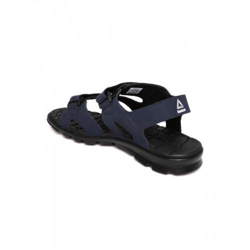 c7499917c Buy Reebok Men Navy Maze Flex Sports Sandals online