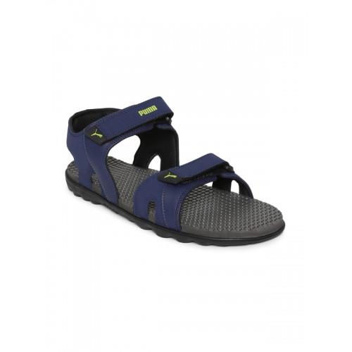 Puma Men Navy Taurus IDP Sports Sandals