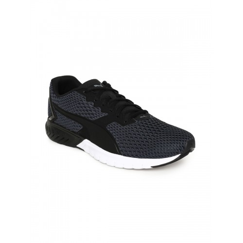 3ad7afed1 Buy Puma Men Black IGNITE Dual New Core Running Shoes online ...