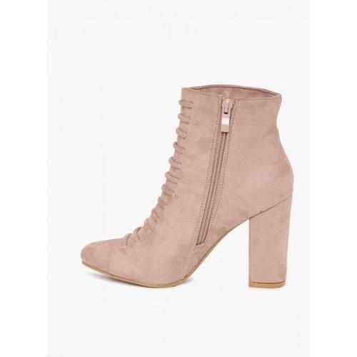 Flat n Heels Pink Boots outlet tumblr KPU5Pjhv