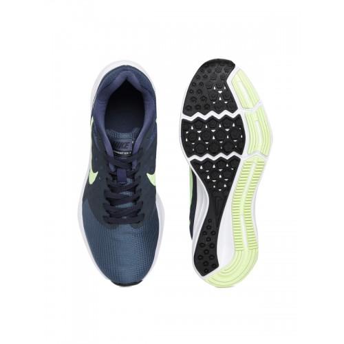 ... Nike Women Navy DOWNSHIFTER 7 Running Shoes ...
