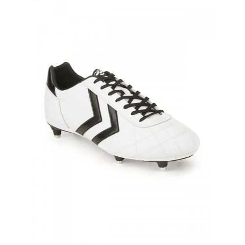 53c515d69 Buy hummel Unisex White Old School Star-Sg Football Shoes online ...