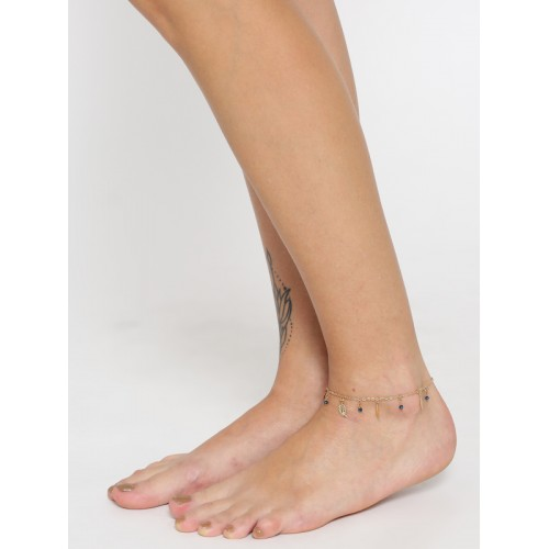 tattoomagz bracelet anklet charm ankle tattoo design simple