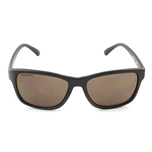 Fastrack Black UV Protected Wayfarer Sunglasses