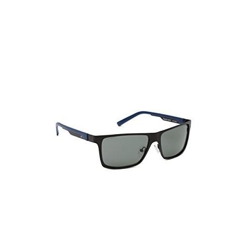 Fastrack Sundowner UV Protected Wayfarer Unisex Sunglasses - (M144BK3|56|Grey)