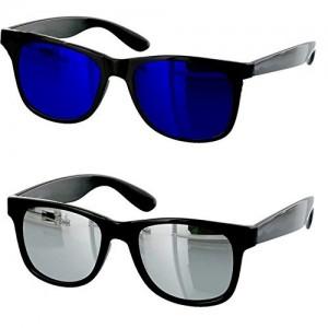 6ac5d80deb5 Younky Combo Of Uv Protected Branded Mercury Wayfarer Sunglasses For Men  Women Boys   Girls (